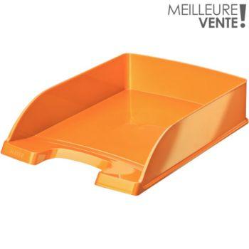 Leitz Corbeille courrier A4 WOW Orange