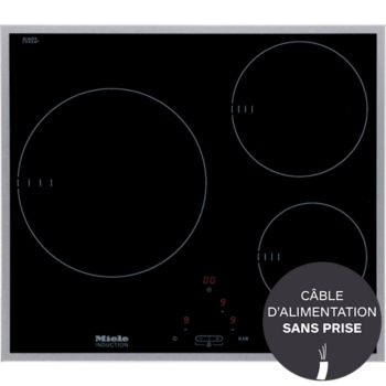 table induction miele km6113