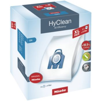 Miele Hyclean 3D GN Pack XL