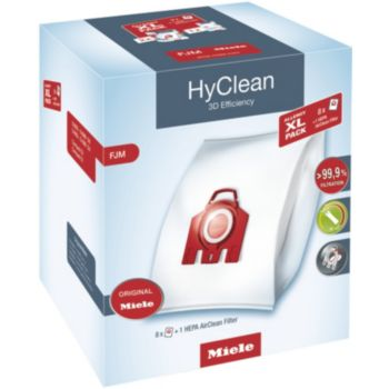 Miele FJM HyClean 3D Efficiency XL