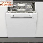 Lave vaisselle tout intégrable Miele G 7150 SCVi