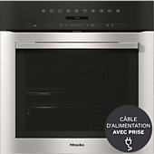 Four encastrable Miele H7161BP