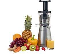 Extracteur de jus Juicepresso 3 en 1 Argent