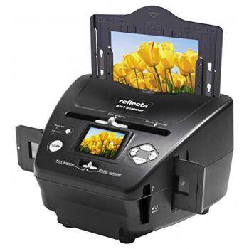 Reflecta Slide Negative Scanner 3 in 1 Black