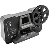 Scanner portable Reflecta Film Scanner- Super 8 Normal 8 Black