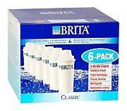 Brita Classic x6