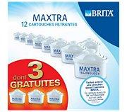 Brita Maxtra 9 + 3 gratuites