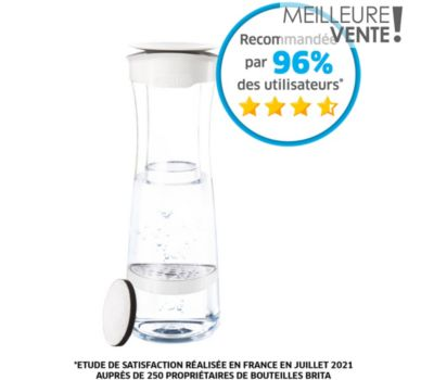 Carafe filtrante Brita Fill & Serve Graphite