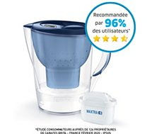 Carafe filtrante Brita MARELLA XL bleu + 1 cartouche Maxtra+