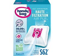Sac aspirateur Handy Bag S62
