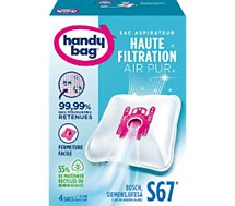 Sac aspirateur Handy Bag S67