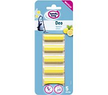 Parfum aspirateur Handy Bag DEO STICKS CITRON *5