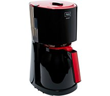Cafetière isotherme Melitta  Enjoy therm noir/rouge