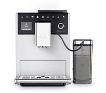 Expresso Broyeur Melitta  Ci Touch Argent