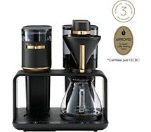Cafetière filtre Melitta  EPOS Or cafetiere-broyeur