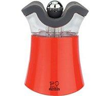 Moulin à poivre Peugeot Peps rouge poivre et sel 8 cm