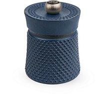 Moulin à poivre Peugeot  BALI fonte bleu 8 cm