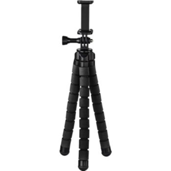 Hama Trepied Smartphones/GoPro 26 cm noir