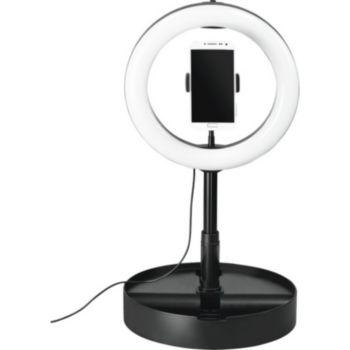 Hama Ring Light Led 10' pour Smartphone