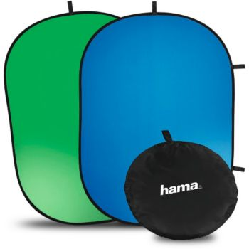 Hama Fond pliable Chairy vert 130 cm