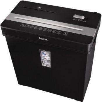 hama premium x8cd destructeur de documents boulanger. Black Bedroom Furniture Sets. Home Design Ideas