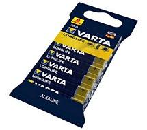 Pile Varta  LR03 Flow Pack AAA x8