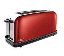 Grille-pain Russell Hobbs Colors 21391-56 Rouge flamboyant