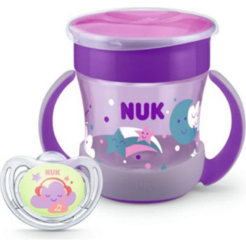 NUK Freestyle + Mini Magic Cup Nuit