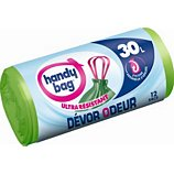 Sac poubelle Handy Bag  12 sacs de 30L dévor odeur