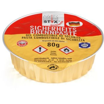 Table & Cook gel à combustible 3x80g