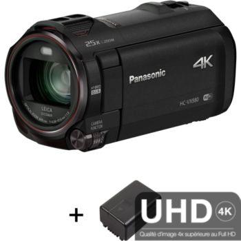 Panasonic HC-VX980 Pack 2ème batterie