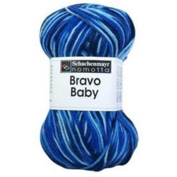 Singer pel.50gr Bravo Baby 100% acrylique Col