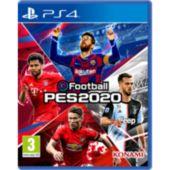 Jeu PS4 Konami eFootball PES 2020