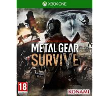Jeu Xbox One Konami Metal Gear Survive