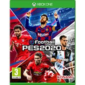 Jeu Xbox One Konami eFootball PES 2020