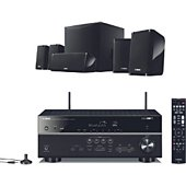 Pack Home Cinema Yamaha YHT4096