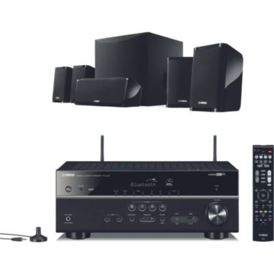 Location Pack Home Cinema Yamaha YHT4096