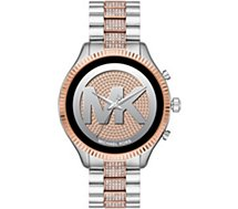 Montre connectée Michael Kors  Lexington Acier Bicolore