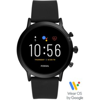 Fossil Q Carlyle Silicone