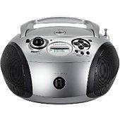 Radio CD Grundig RCD1445 Noir/Argent