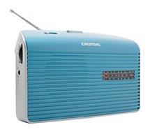 Radio analogique Grundig Music 60L Turquoise