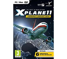 Jeu PC Just For Games  X-Plane 11 + Aerosoft Airport Pack