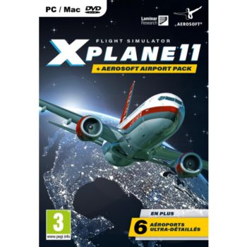 Just For Games X-Plane 11 + Aerosoft Airport Pack