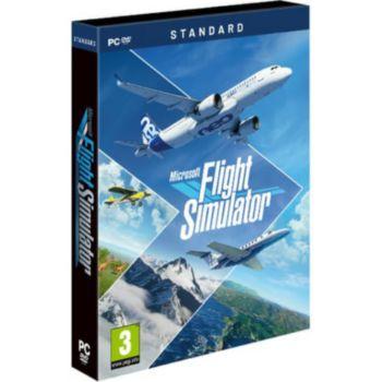 Just For Games Flight simulator