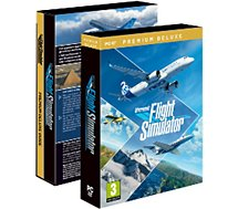 Jeu PC Just For Games  Flight Simulator 2020 Premium Deluxe