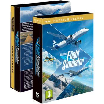 Just For Games Flight Simulator 2020 Premium Deluxe