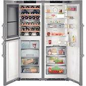 Réfrigérateur Américain Liebherr SBSes8496-20