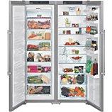 Réfrigérateur Américain Liebherr  SBSESF7212-26