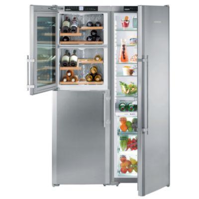 Réfrigérateur Américain Froid Brassé Boulanger - Refrigerateur multi portes
