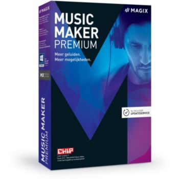 magix music maker premium 2017 logiciel pc boulanger. Black Bedroom Furniture Sets. Home Design Ideas